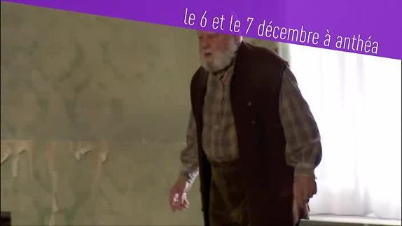 """Vidéo """"Oblomov"""", adaptation et mise en scène de Volodia Serre, extraits"""