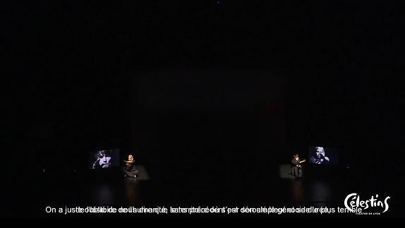 """Vidéo """"Je n'ai pas encore commencé à vivre"""" -  Театр КнАМ - Teaser"""
