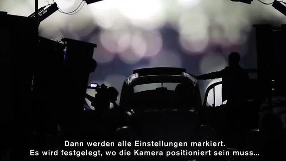 Vidéo Schatten (Eurydike sagt) // Proben-Trailer der Schaubühne Berlin
