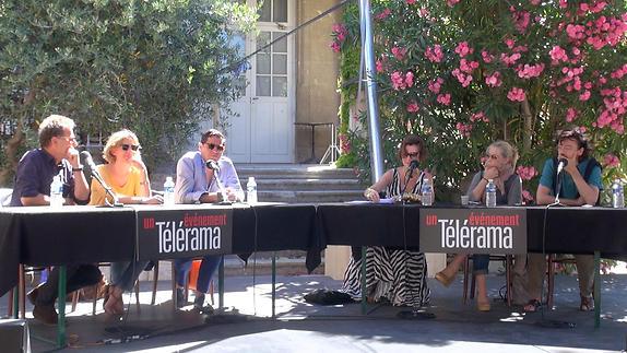 Vidéo Théâtre et démocratie, Télérama dialogues - 16 juillet 2016