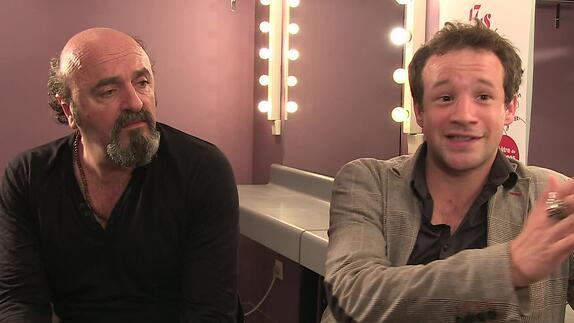 "Vidéo ""Cyrano"" - Entretien avec Lazare Herson-Macarel et Eddie Chignara"