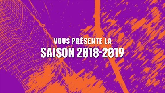 Vidéo Théâtre de Lorient - Saison 2018-2019