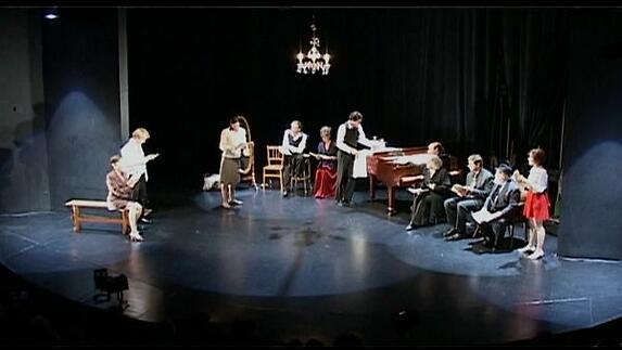 Image du spectacle Extrait 3 : « Sulamith »