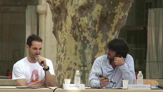 """Vidéo Pierre Rigal pour """"Micro"""""""
