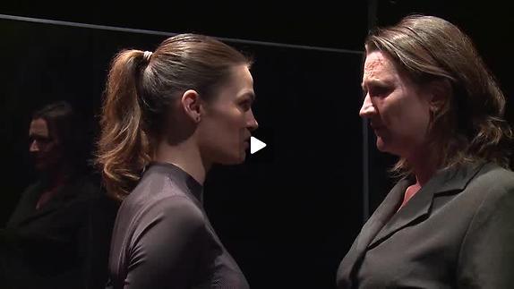 """Vidéo """"Le repas des fauves"""", teaser par C.T. Créations"""