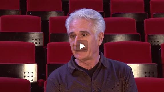 """Vidéo """"Le Temps et la chambre"""" de B. Strauss, m.e.s. A. Françon - Présentation"""