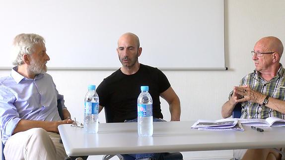 """Vidéo """"C'est l'auteur qui décide"""" avec Yannis Mavritsakis"""