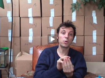 Vidéo Entretien avec Yann-Joël Collin