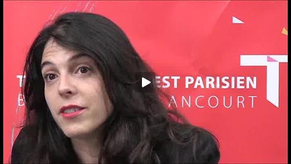 "Vidéo ""Guillaume Tell, le soulèvement"", entretien avec Nora Granovsky"