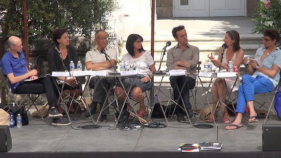 Vidéo Ici et en Méditerranée - Faire art pour faire société / Ateliers de la pensée