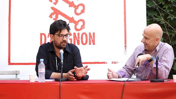 """Image du spectacle Tiago Rodrigues pour """"Sopro"""""""