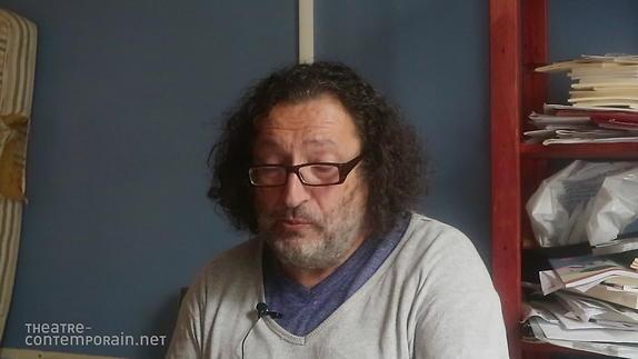 """Vidéo Eugène Durif, """"L'écriture au jour le jour"""""""