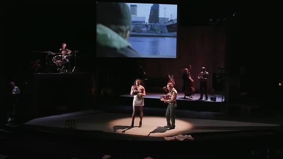 """Image du spectacle """"Sombre Rivière"""", Lazare - Bande-annonce"""