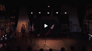 """Vidéo """"La Jeanne de Delteil"""", m.e.s. C. Schiaretti - Extraits"""