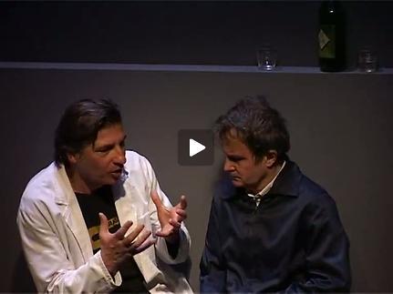 """Vidéo """"Passion selon Jean"""", extrait vidéo"""