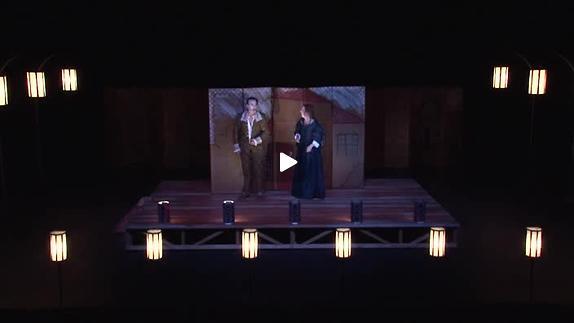 """Vidéo """"L'Ecole des femmes"""", m.e.s. Christian Schiaretti, extraits"""