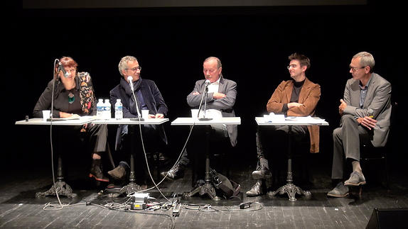 Vidéo Table ronde autour des films vidéo de Jean-Luc Lagarce