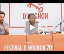 "Vidéo Jean Bellorini pour ""Karamazov"""