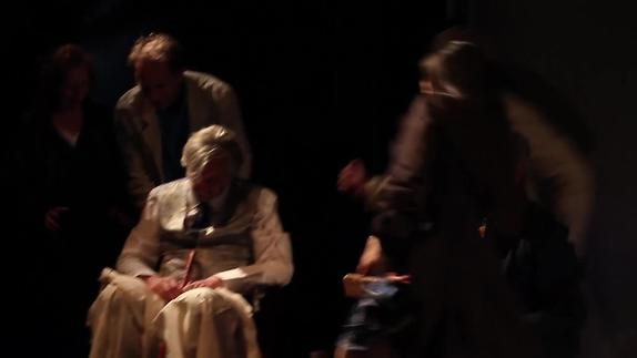 """Vidéo """"La Mouette"""", m.e.s. Isabelle Hurtin - Bande-annonce"""
