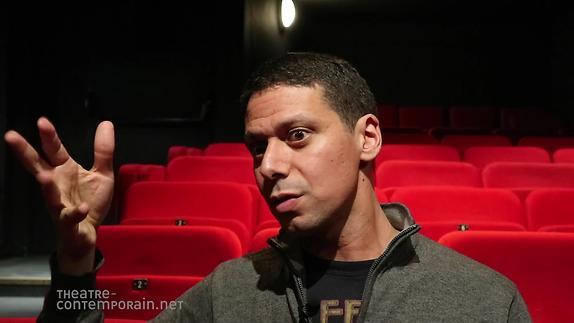 """Vidéo Hédi Tillette de Clermont-Tonnerre, """"L'écriture au jour le jour"""""""