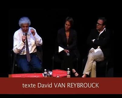 """Vidéo """"L'Ame des termites"""", m.e.s. Josse De Pauw, présentation"""