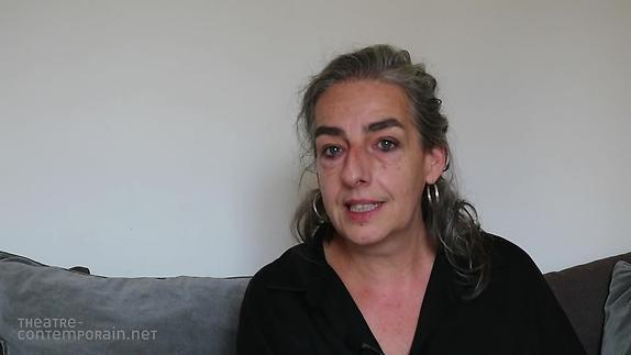"""Vidéo Veronika Mabardi, """"Les chemins de l'écriture"""""""