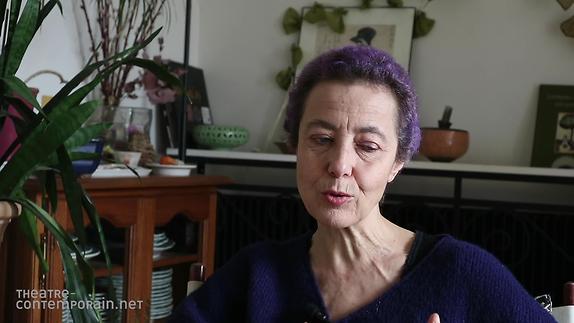 """Vidéo Claudine Galea, """"Les Idiots"""", presentation"""