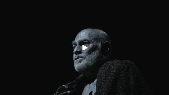 """Vidéo """"Mon traître"""", adaptation et m.e.s. Emmanuel Meirieu - Bande-annonce"""