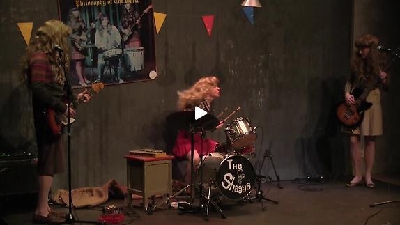 """Vidéo """"The Shaggs"""" de Frédéric Sonntag - Teaser"""