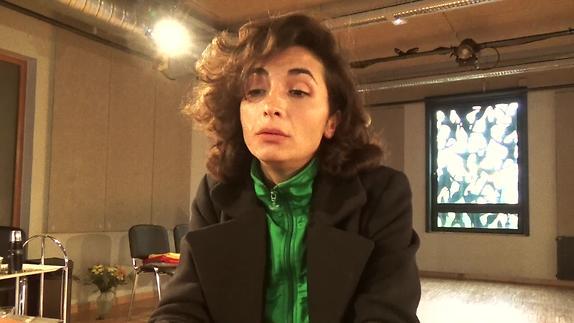 """Vidéo """"Une légère blessure"""" - Interview de Johanna Nizard pour Pianopanier"""