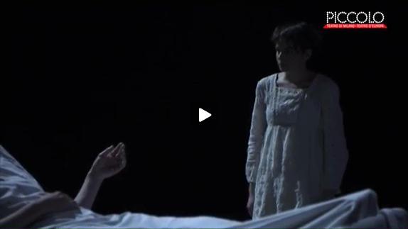 """Vidéo """"Cendrillon"""", regia di Joël Pommerat al Piccolo Teatro. Intervista alla compagni"""