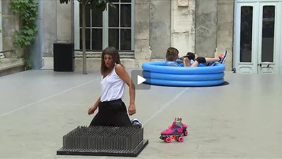 """Vidéo """"Est"""", extraits"""