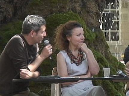 """Vidéo Christine Dormoy et François de Banes Gardonne pour """"A jour Chartreuse"""""""