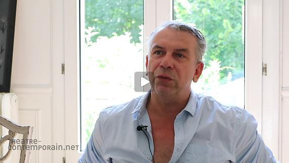 """Vidéo Philippe Torreton, """"Scapin"""", la proposition de J.-L. Benoït (2/6)"""