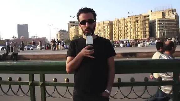 "Vidéo ""End/Igné"", m.e.s. Kheireddine Lardjam, présentation"