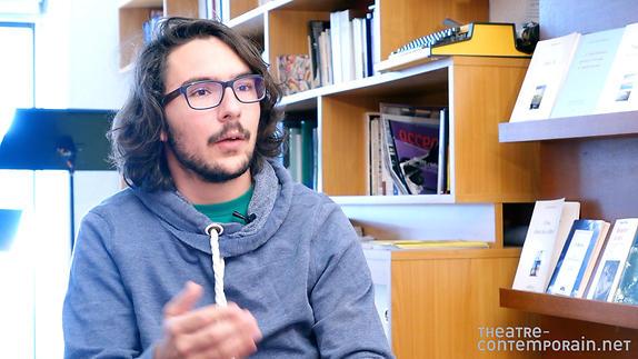 """Vidéo """"Chiens sauvages"""" de Romain Nicolas / Présentation par l'auteur"""