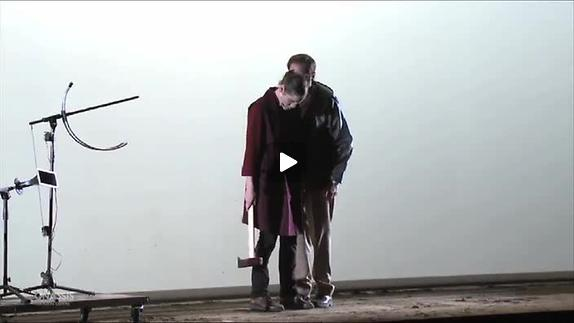 """Vidéo blitztheatregroup -""""6 am How to disappear completely"""""""