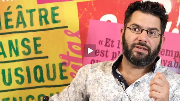"""Vidéo Entretien avec Olivier Kemeid pour """"Five Kings, l'histoire de notre chute"""""""