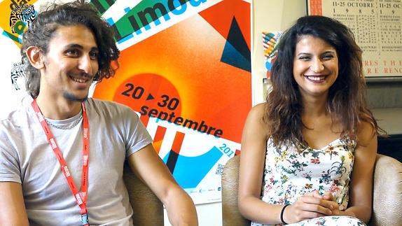 Vidéo Entretien avec Nessrine et Waël Jabeur