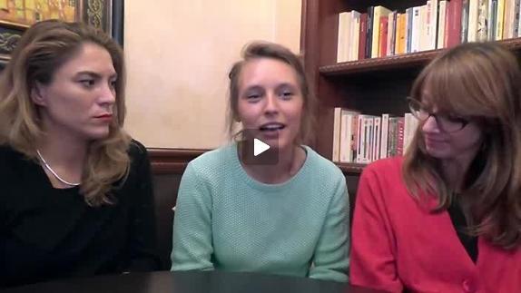 """Vidéo """"Nous qui sommes cent"""" - Interview pianopanier du collectif les intrépides"""