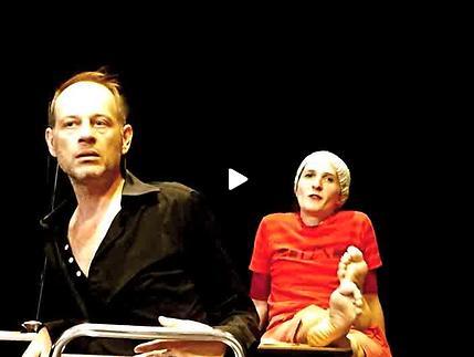 Vidéo Répétitions du spectacle Face de cuillère