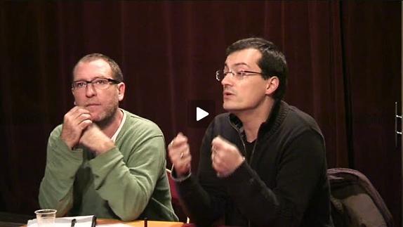 """Vidéo Rencontre avec Benoît Lambert : """"Quel dialogue avec les classiques"""""""