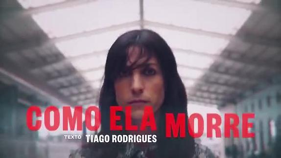 "Vidéo ""Como ela morte"" de Tiago Rodrigues - tg STAN - Teaser"