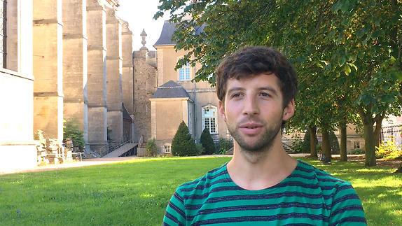 """Vidéo Guillaume Poix, """"Et le ciel est par terre"""", l'origine"""