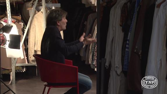 """Vidéo """"Projet audacieux ! Détestable pensée !"""" - Interview de Christian Schiaretti"""
