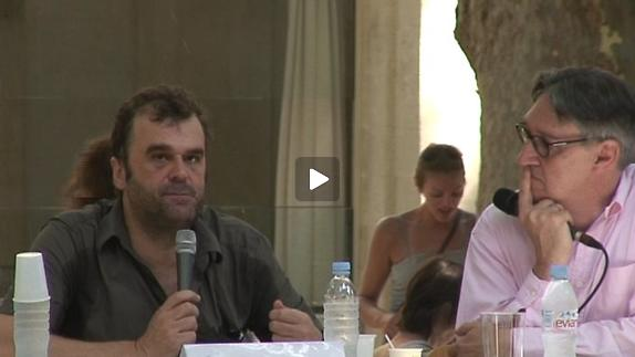 """Vidéo Pippo Delbono pour """"La Menzogna"""""""