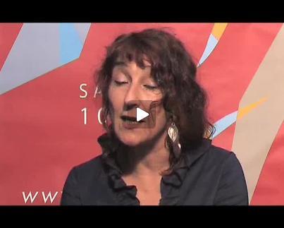 Vidéo Isabelle Starkier présente L'Homme dans le plafond