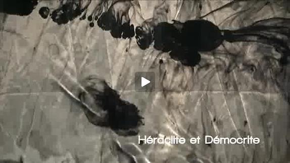 """Vidéo """"Héraclite & Démocrite"""" de Jacques Rebotier, teaser"""