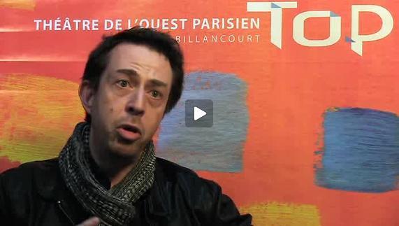 """Vidéo """"La Voix humaine"""" de Jean Cocteau, présentation par Marc Paquien"""