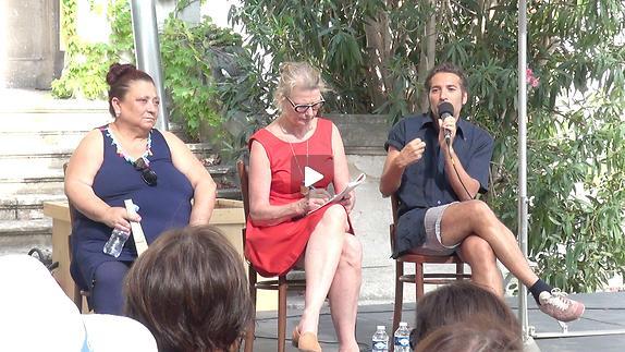 """Vidéo """"La Fiesta"""", dialogue artistes-spectateurs"""